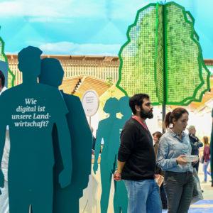 IGW 2020 Bundesministerium für Ernährung und Landwirtschaft *** Local Caption *** IGW 2020 Federal Ministry of Food and Agriculture